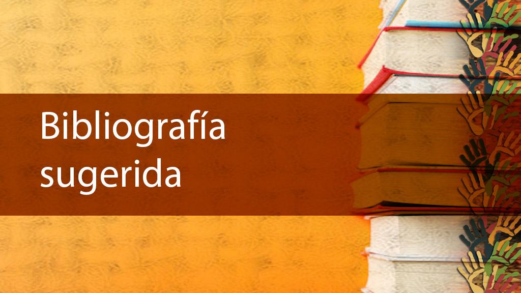 Bibliografía Sugerida