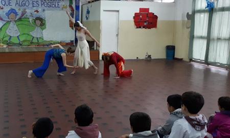 Escuela Municipal de Danzas «Norma Fontenla»